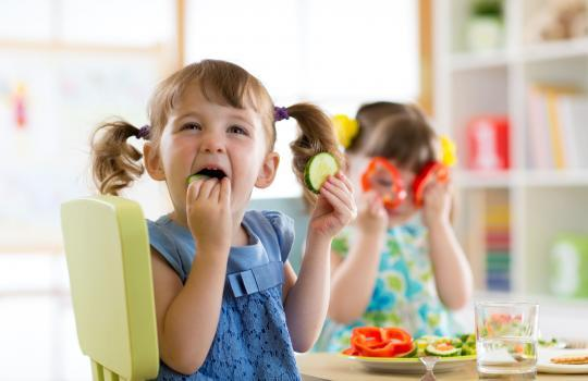 alimentation enfants confinement